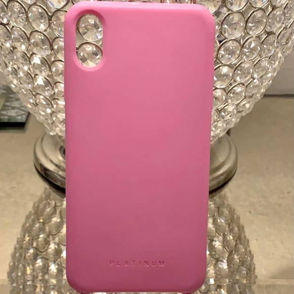 Pink Silicone Case